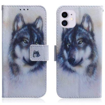 Plånboksfodral Apple iPhone 12 Mini – Varg
