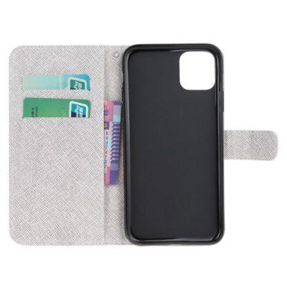 Plånboksfodral Apple iPhone 12 – Fjäder