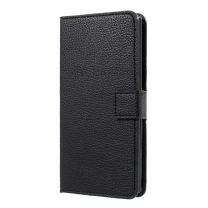 Plånboksfodral Apple iPhone 12 - Svart