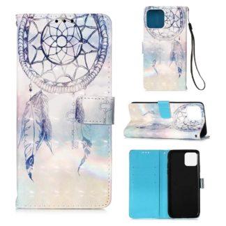 Plånboksfodral Apple iPhone 12 – Drömfångare Himmel