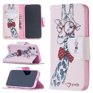 Plånboksfodral Apple iPhone 12 – Giraff