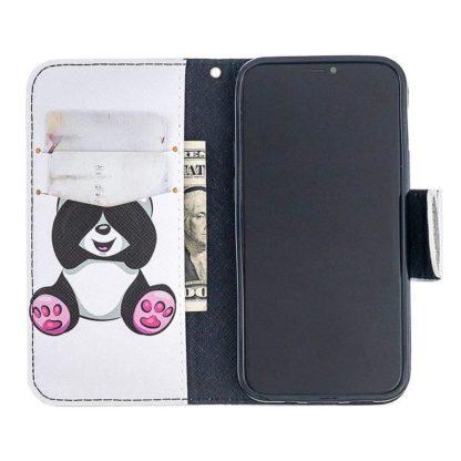 Plånboksfodral Apple iPhone 12 - Panda