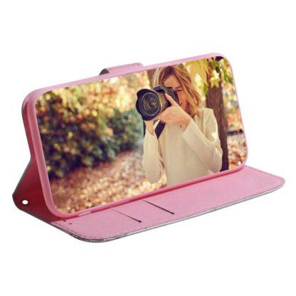 Plånboksfodral Apple iPhone 12 – Magnolia