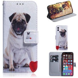 Plånboksfodral Apple iPhone 12 - Mops