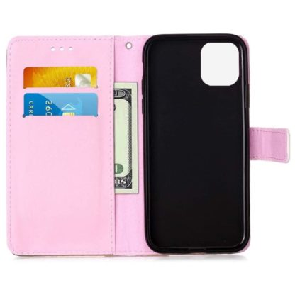Plånboksfodral Apple iPhone 12 Pro – Enhörning