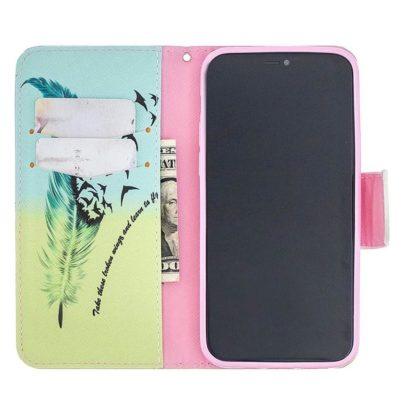 Plånboksfodral Apple iPhone 12 Pro – Take These Broken Wings
