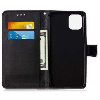 Plånboksfodral Apple iPhone 12 Pro – Tiger