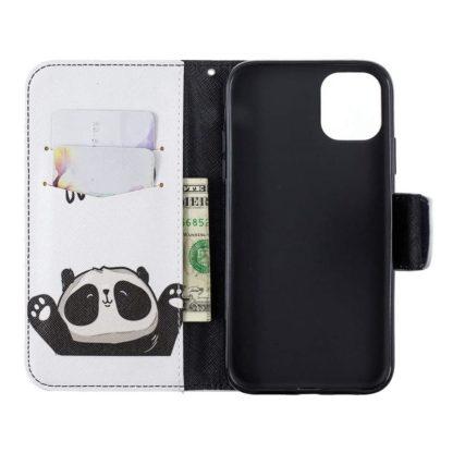 Plånboksfodral Apple iPhone 12 Pro – Hello Panda