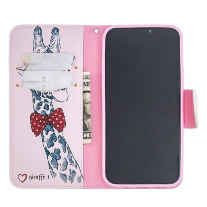 Plånboksfodral iPhone 12 Pro Max – Giraff