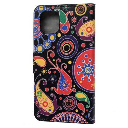 Plånboksfodral iPhone 12 Pro Max - Paisley