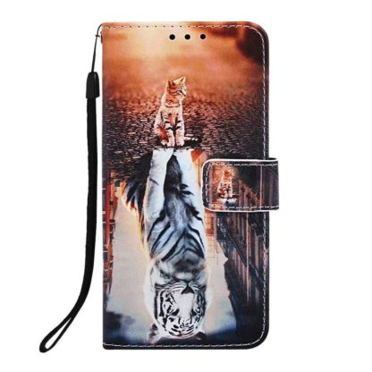 Plånboksfodral iPhone 12 Pro Max – Reflektion