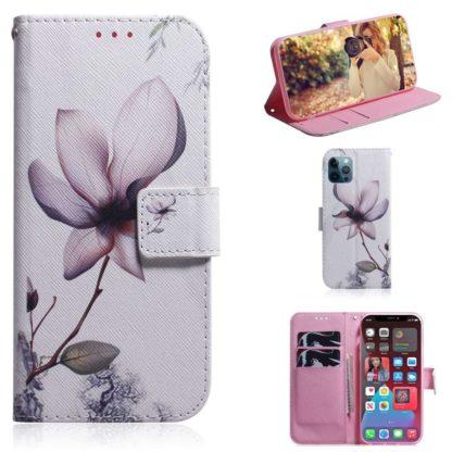 Plånboksfodral iPhone 12 Pro Max – Magnolia
