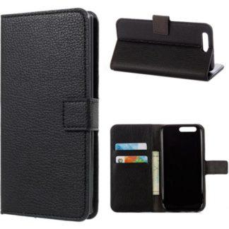 Plånboksfodral Huawei Honor 9 - Svart