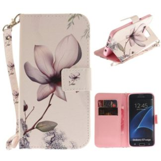 Plånboksfodral Samsung Galaxy S7 Edge – Magnolia