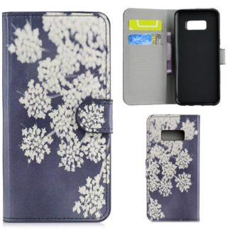 Plånboksfodral Samsung Galaxy S10e - Små Blommor