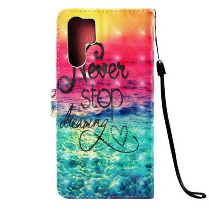 Plånboksfodral Huawei P30 Pro – Never Stop Dreaming