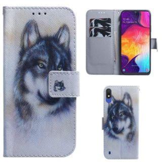 Plånboksfodral Samsung Galaxy A10 – Varg