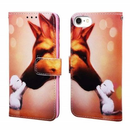 Plånboksfodral iPhone SE (2020) – Best Friends