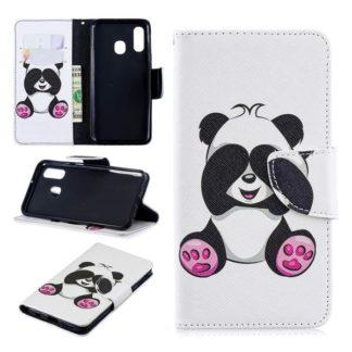 Plånboksfodral Samsung Galaxy A40 - Panda