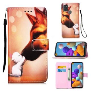 Plånboksfodral Samsung Galaxy A21s – Best Friends