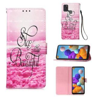 Plånboksfodral Samsung Galaxy A21s – Stay Beautiful