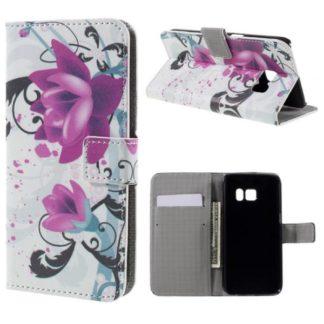 Plånboksfodral Samsung Galaxy S7 – Lotus