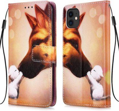Plånboksfodral Apple iPhone 11 – Best Friends