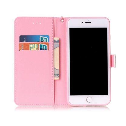 Plånboksfodral iPhone 6 Plus / 6s Plus – Never Stop Dreaming
