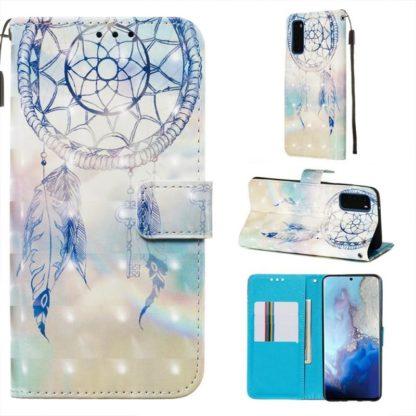 Plånboksfodral Samsung Galaxy S20 FE - Drömfångare Himmel