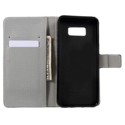 Plånboksfodral Samsung Galaxy S8 - Körsbärsblommor