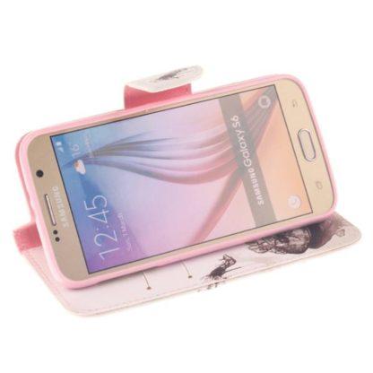 Plånboksfodral Samsung Galaxy S6 – Högklackad Sko