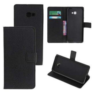 Plånboksfodral Samsung Galaxy J4 Plus – Svart