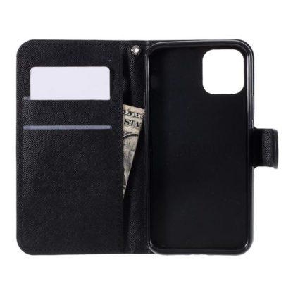 Plånboksfodral Apple iPhone 11 - Flagga USA