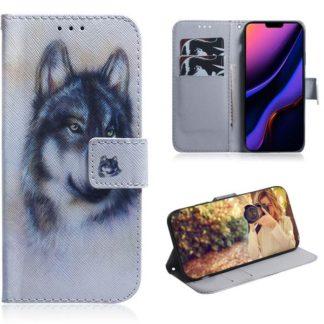 Plånboksfodral Apple iPhone 11 - Varg