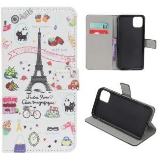 Plånboksfodral Apple iPhone 11 Pro Max - Paris