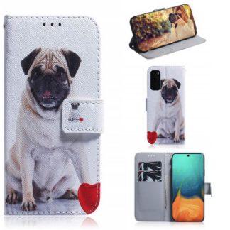 Plånboksfodral Samsung Galaxy S20 FE - Mops