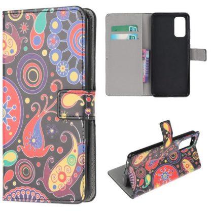 Plånboksfodral Samsung Galaxy S20 FE - Paisley