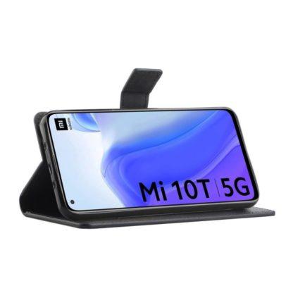 Plånboksfodral Xiaomi Mi 10T Pro - Svart