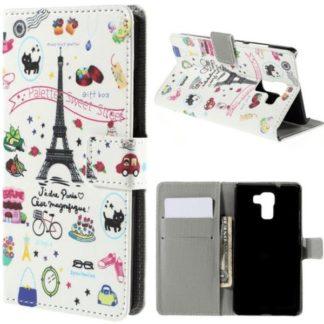 Plånboksfodral Huawei Honor 7 – Paris