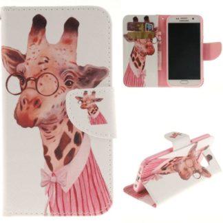 Plånboksfodral Samsung Galaxy S7 – Giraff