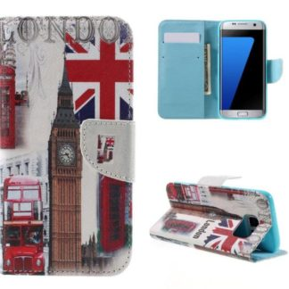 Plånboksfodral Samsung Galaxy S7 – London