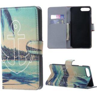 Plånboksfodral Apple iPhone 8 Plus - Ankare