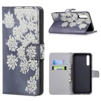 Plånboksfodral Huawei P20 Pro - Små Blommor