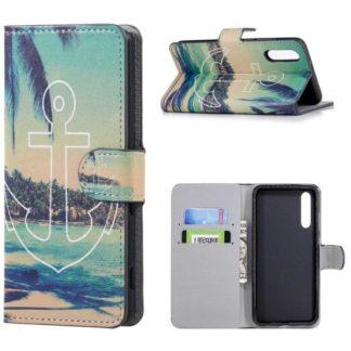 Plånboksfodral Huawei P20 Pro - Ankare