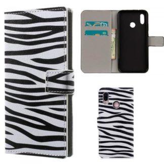 Plånboksfodral Huawei P20 Lite - Zebra