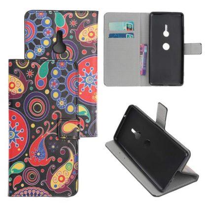 Plånboksfodral Sony Xperia XZ3 - Jellyfish