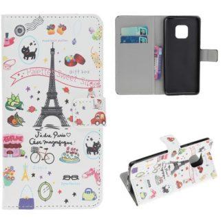 Plånboksfodral Huawei Mate 20 Pro - Paris