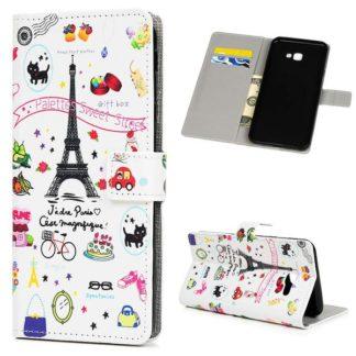 Plånboksfodral Samsung Galaxy J4 Plus - Paris