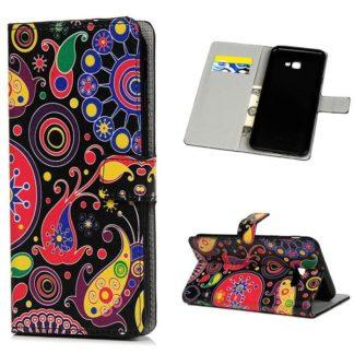 Plånboksfodral Samsung Galaxy J4 Plus - Jellyfish