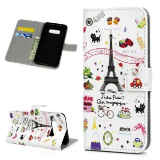 Plånboksfodral Samsung Galaxy S10e - Paris
